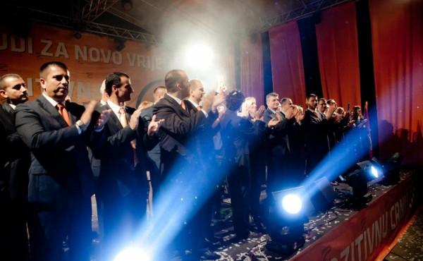 Završna konvencija - Pozitivna Crna Gora